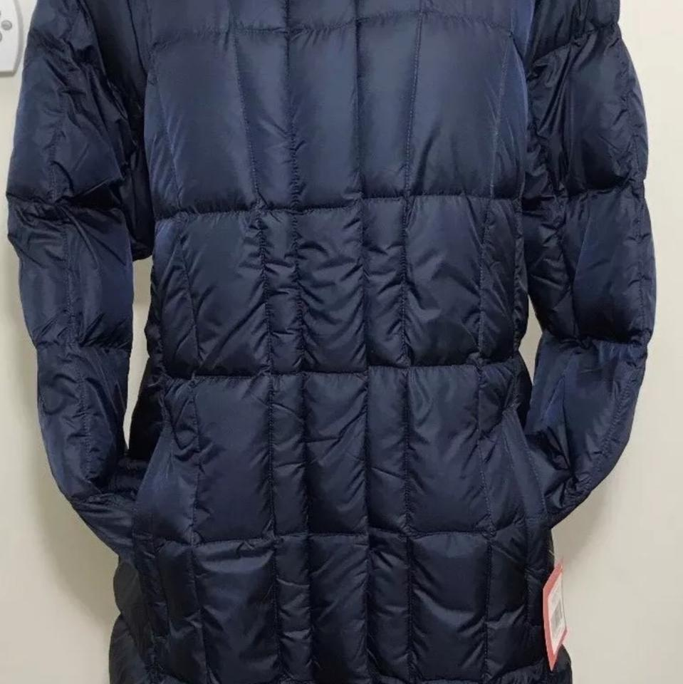 dirt cheap running shoes thoughts on The North Face Urban Navy Women Metropolis Parka 550 Down Dryvent Coat Size  12 (L)