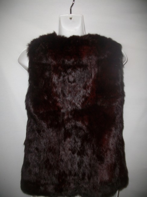 Other Vintage Fur Retro Vest Image 1