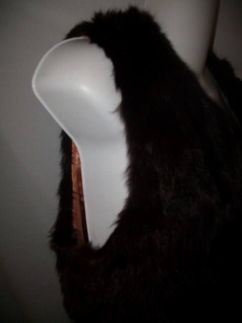 Other Vintage Fur Retro Vest Image 2