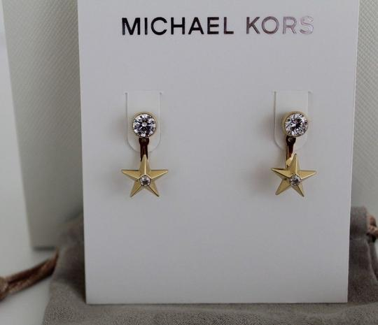 Michael Kors MICHAEL KORS Gold-Tone Star Earrings MKJ6724710