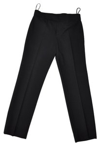 Polo Ralph Lauren Black Wool Capri/Cropped Pants Balck
