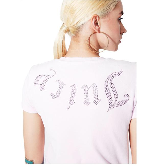 Juicy Couture T Shirt Pink Image 3