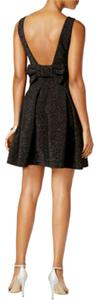Betsey Johnson Party Formal Backless Bow Dress