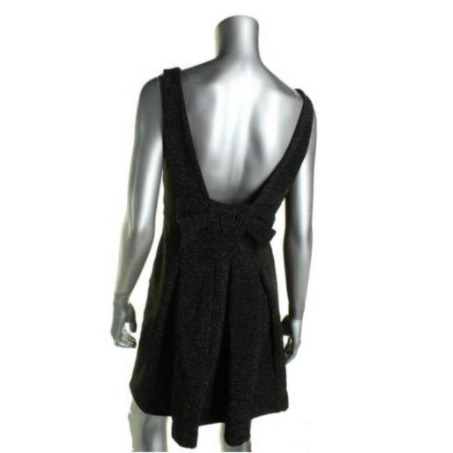 Betsey Johnson Party Formal Backless Bow Dress Image 3
