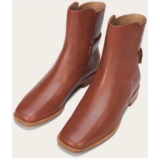 Via Spiga Brown Boots Image 3