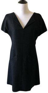 Balenciaga short dress black on Tradesy