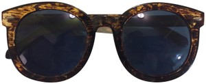 Urban Outfitters Large Round Retro Sunglasses