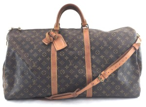 Louis Vuitton #16630 Monogram Travel Bag