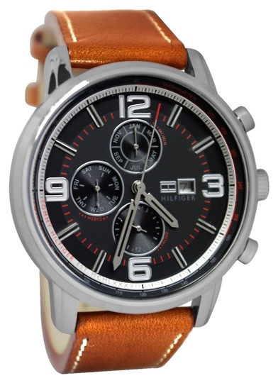 Tommy Hilfiger Tommy Hilfiger Male Casual Watch 1710336 Silver Analog