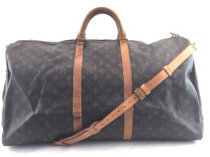 Louis Vuitton #16632 Monogram Travel Bag