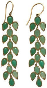 Irene Neuwirth Irene Neuwirth 18K Chrysoprase Drop Earrings