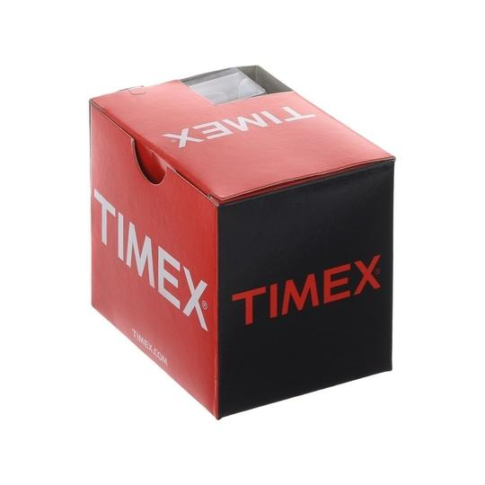 Timex TW5M03000 Ironman Women's Pink Silicone Band With Grey Digital Dial Image 2