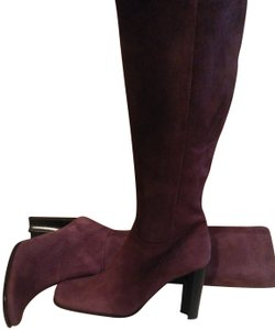 Kenneth Cole Purple Boots