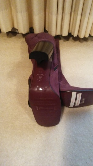 Kenneth Cole Purple Boots Image 2