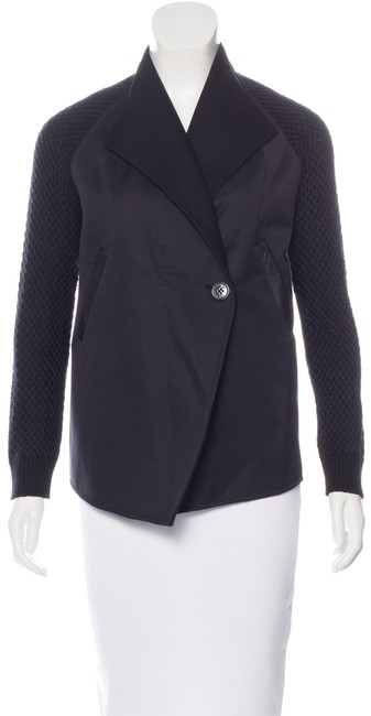 Preload https://img-static.tradesy.com/item/22837781/mpatmos-black-and-blue-embroidered-wool-jacket-blazer-size-2-xs-0-1-650-650.jpg