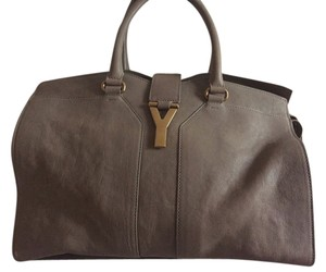 Saint Laurent Tote in Light tan