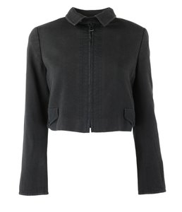 Akris Punto Black Jacket