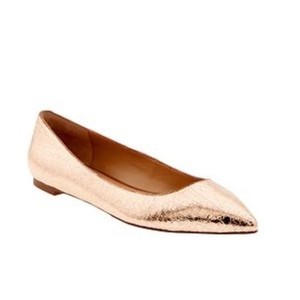 Banana Republic Rose Gold Flats