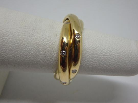 Cartier Cartier 3 band Trinity Ring 49, US 5 Image 11