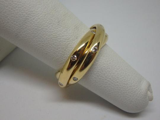 Cartier Cartier 3 band Trinity Ring 49, US 5 Image 3