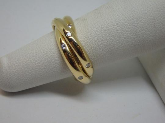 Cartier Cartier 3 band Trinity Ring 49, US 5 Image 4