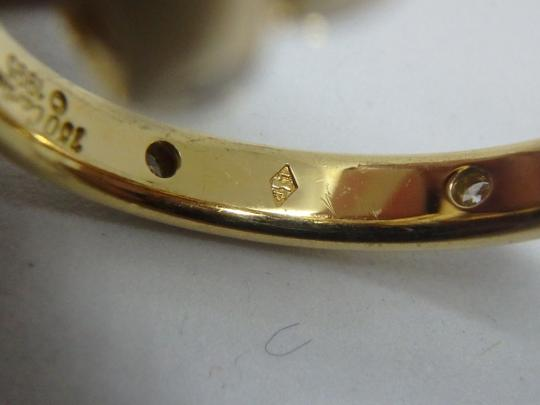Cartier Cartier 3 band Trinity Ring 49, US 5 Image 8