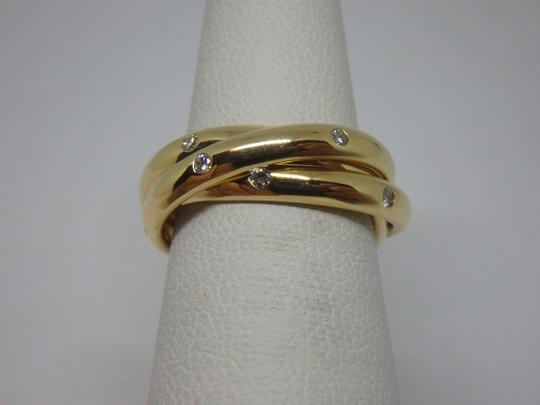 Cartier Cartier 3 band Trinity Ring 49, US 5 Image 9