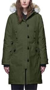 Canada Goose Military Green Olive Down Coat
