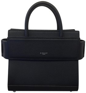Givenchy Mini Horizon Satchel in black