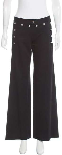 Preload https://img-static.tradesy.com/item/22838737/dolce-and-gabbana-black-dolce-and-gabbana-button-accented-wide-leg-pants-size-4-s-27-0-1-650-650.jpg