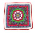 Etro NEW! Multicolor New Silk Square Paisley Made Scarf/Wrap Image 5