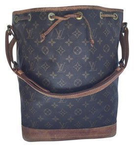 Louis Vuitton No Gm Bucket Shoulder Bag