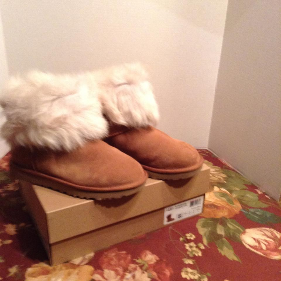 05d7acdc26f Brown Valentina Boots/Booties