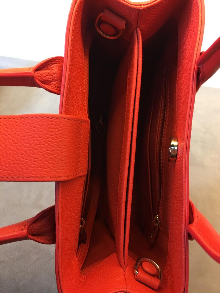 93b020525b76 Chanel 2017 Mini Neo Executive Shopper Tote Red Calfskin Leather ...