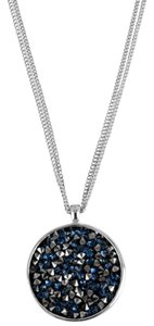 Kenneth Cole NWT Kenneth Cole Faceted Bead blue Round Necklace