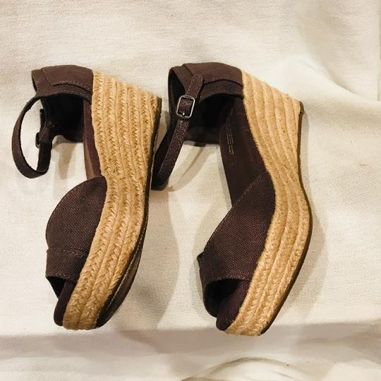 TOMS gray Wedges Image 2