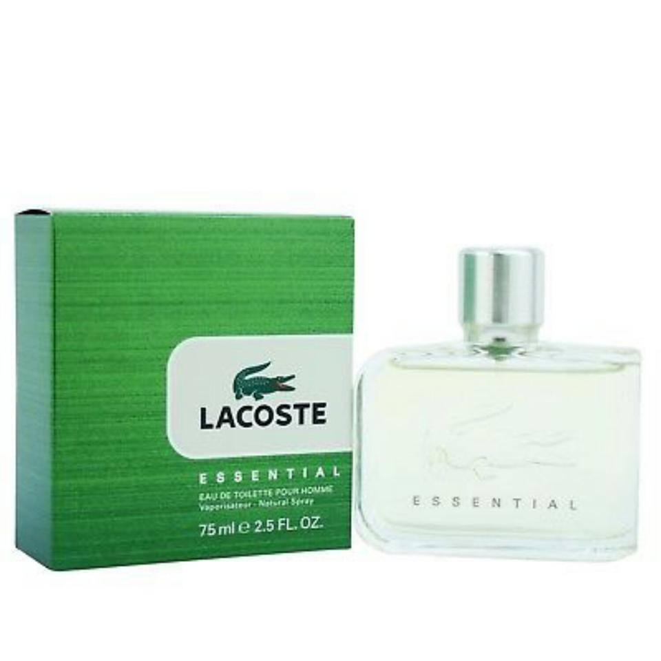 04ebbdc4b92 Lacoste Essential For Men-edt-75 Ml-made In Uk Fragrance - Tradesy