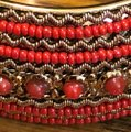 Unknown Beaded Cultural Image 1
