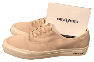 SeeVees For J.Crew khaki/natural satin Flats