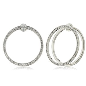 Rebecca Minkoff Double hoop earrings