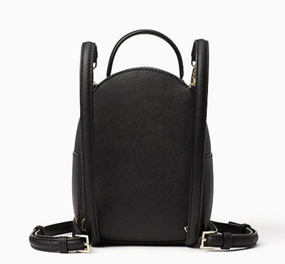 b6e3eb7bd93a Kate Spade Finer Things Merry Leather Backpack - Tradesy