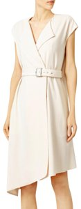 Tibi short dress beige on Tradesy