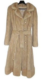 Ellin and Levin Mink Fur Fur Coat