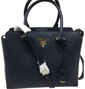 0871474bc44f Prada Blue Bags - Up to 70% off at Tradesy
