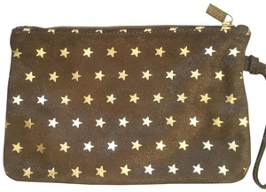 Penelope Chilvers Wristlet in brown