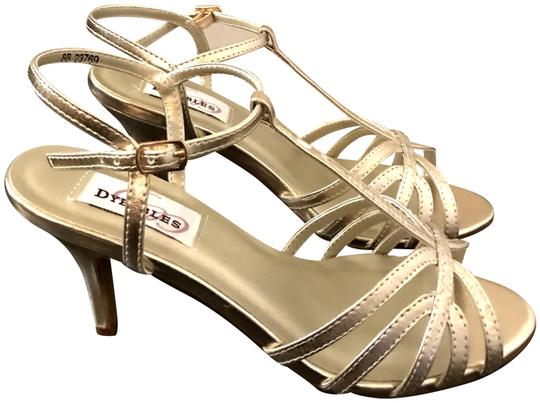 Preload https://img-static.tradesy.com/item/22841372/dyeables-gold-lexi-sandals-size-us-8-regular-m-b-0-2-540-540.jpg