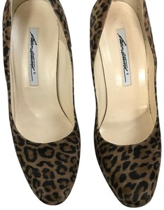Brian Atwood black/brown Pumps