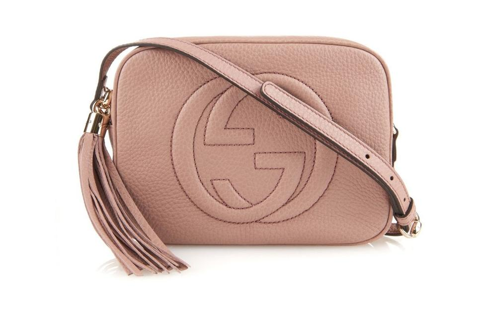 Gucci Soho Disco Bag Blush Pink The Art Of Mike Mignola