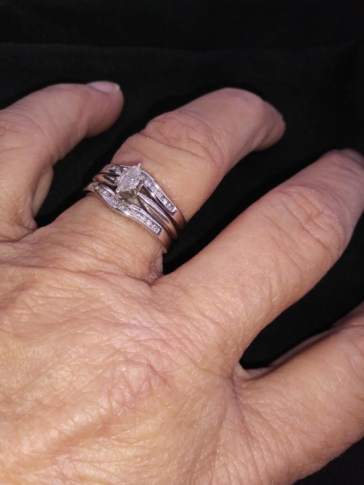 Kay Jewelers Clear Ring Women S Wedding Band