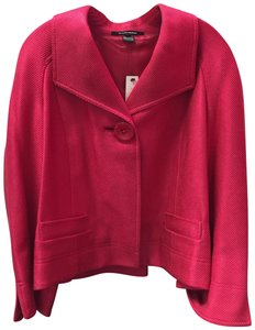 Ellen Tracy Fuschia Jacket